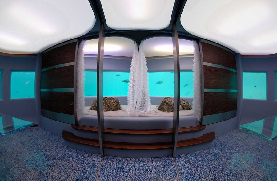 Huvafen Fushi Resort  Maldives Spa  earchitect