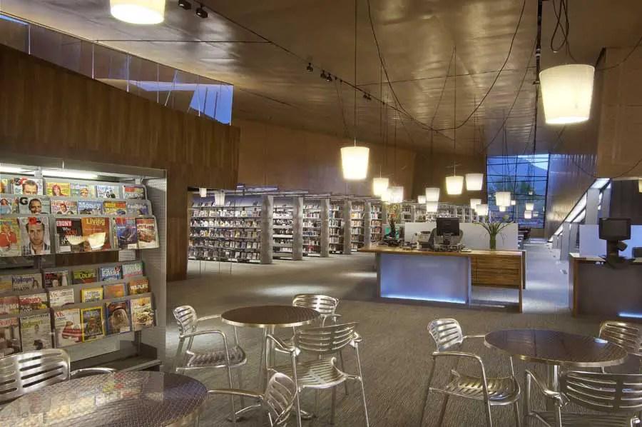 Arabian Library Scottsdale Arizona  earchitect