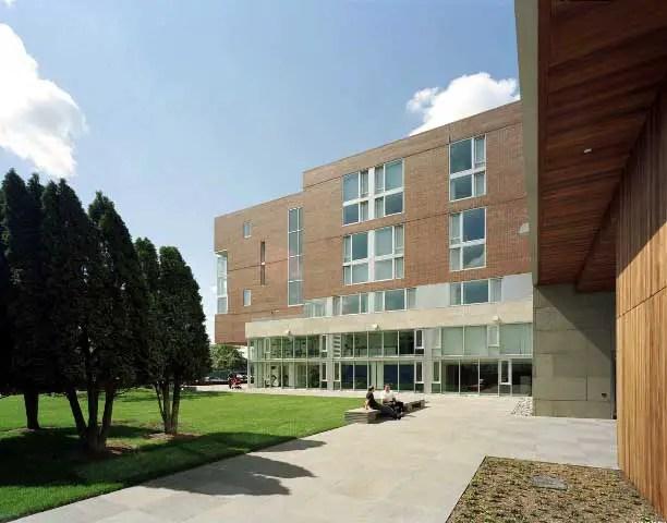 Harvard University Housing Graduate Residence Cambridge  earchitect