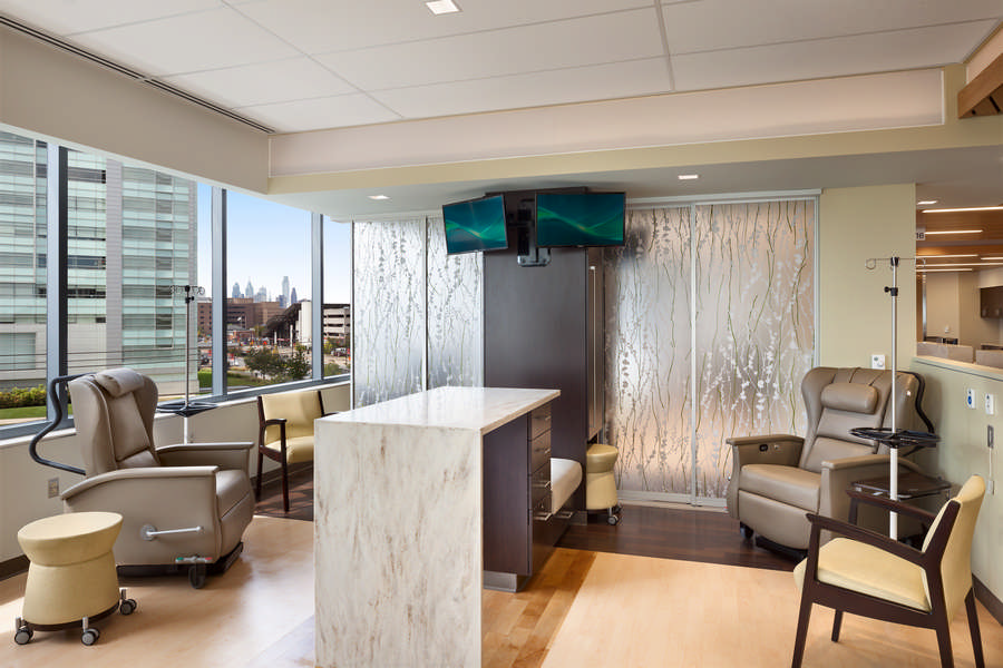 MD Anderson Cancer Center at Cooper in Camden  earchitect