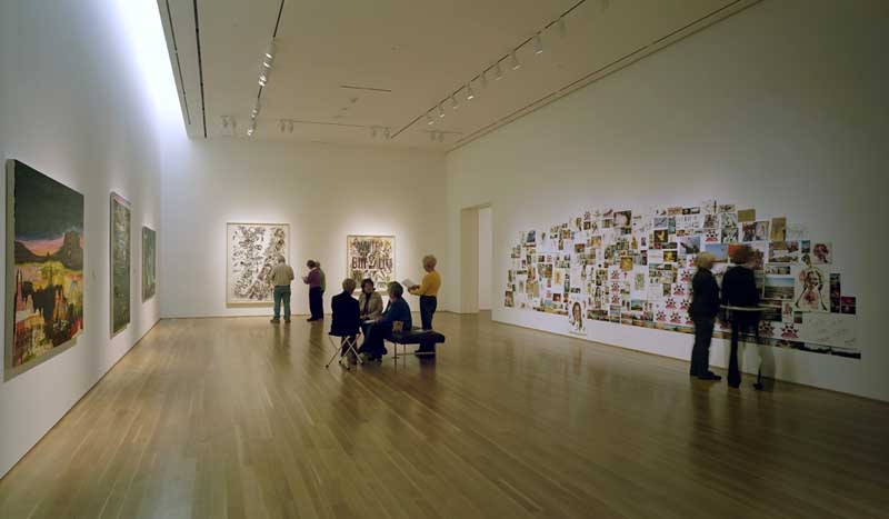 Nerman Museum of Contemporary Art Kansas  earchitect