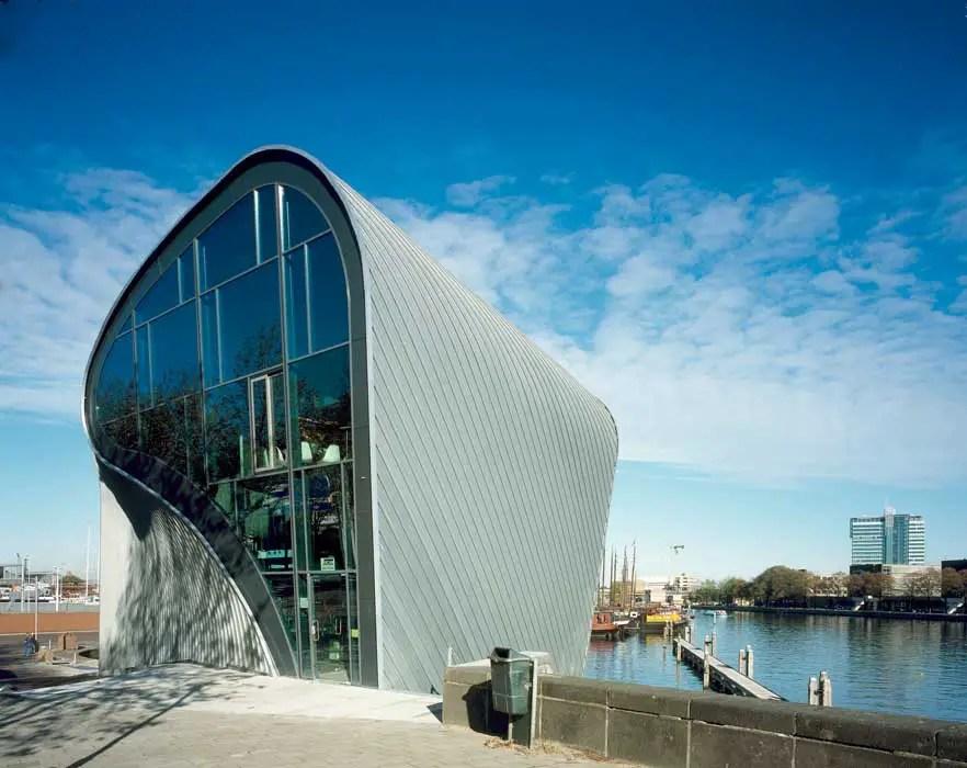 Amsterdam Architecture Center Architectuur Centrum  e
