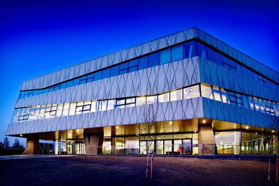 Esprit HQ  Amstelveen Building Amsterdam  earchitect