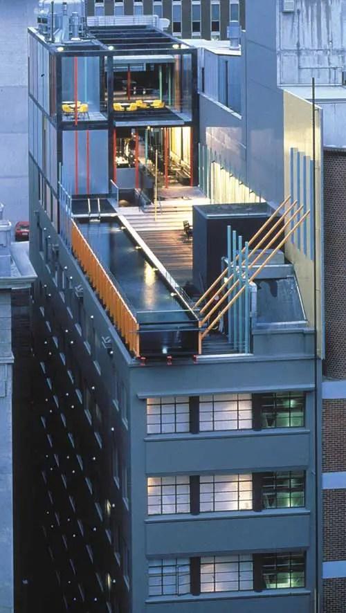 Denton Corker Marshall Architects Australia E Architect