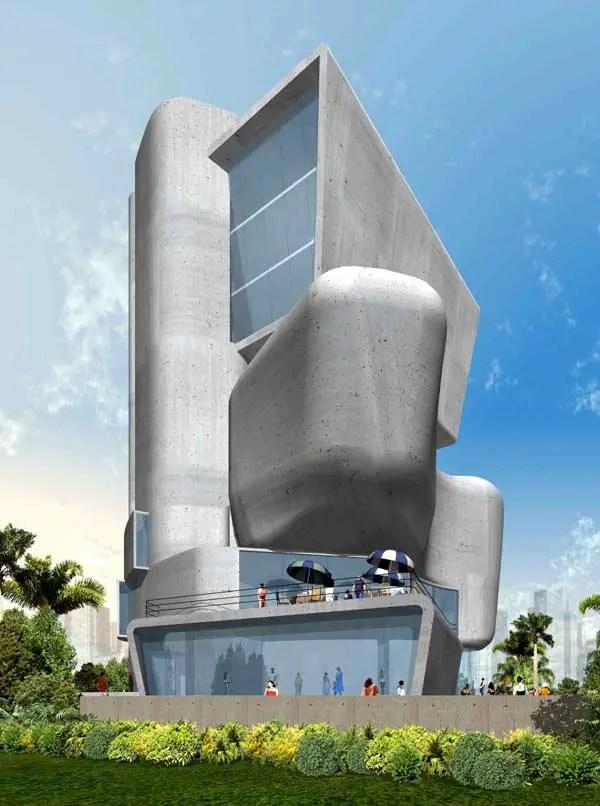 Sanjay Puri Architects Mumbai  earchitect