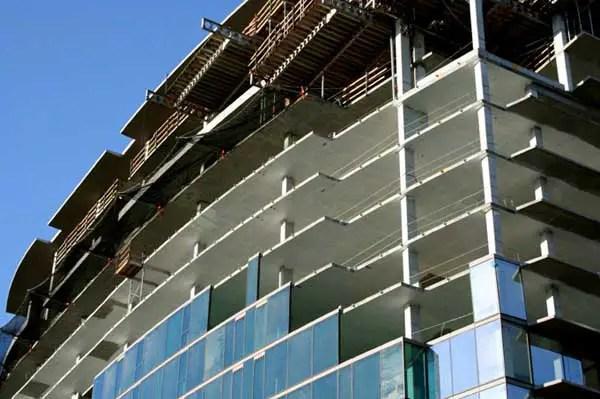 Middle East Glass Facades Building Facade Glazing  e
