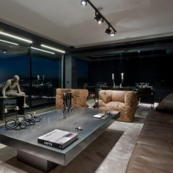 White And Grey Living Room Unique Furniture Sets Skyfall Apartment: Athens Residence - E-architect