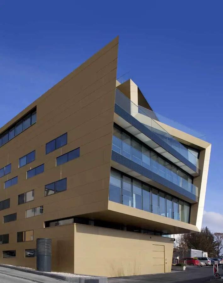 Liechtenstein Architecture  Vaduz Buildings  earchitect