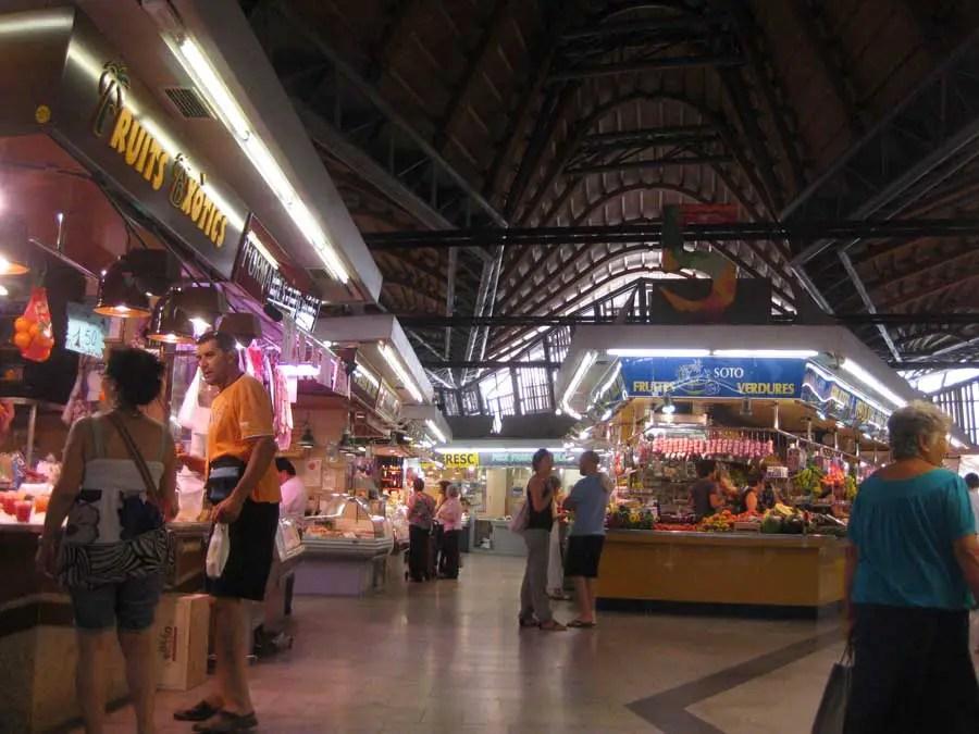 Santa Caterina Market EMBT Barcelona E Architect