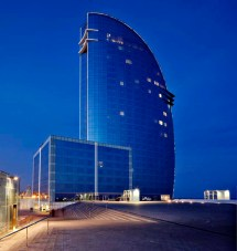 Barcelona Hotel Spain - -architect