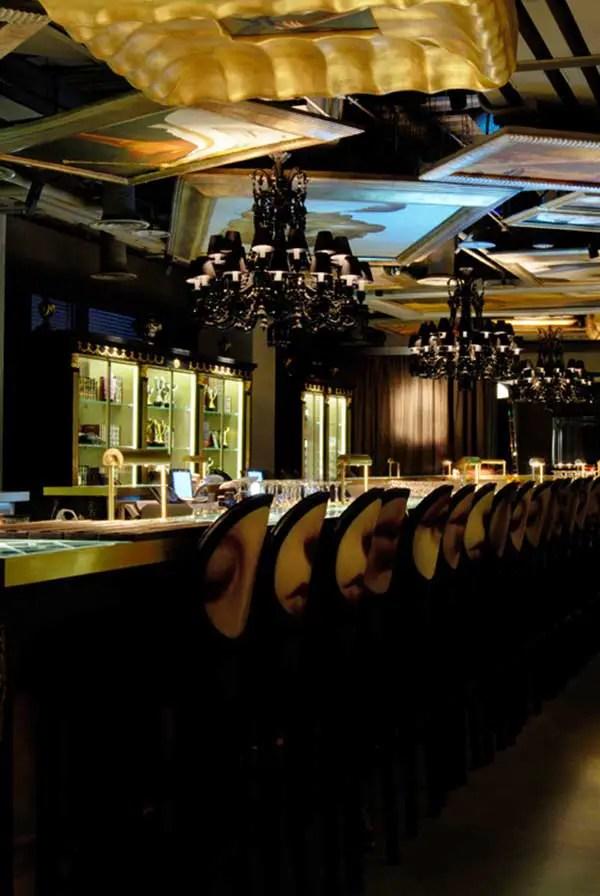 Le Restaurant Lan Beijing Philippe Starck China E