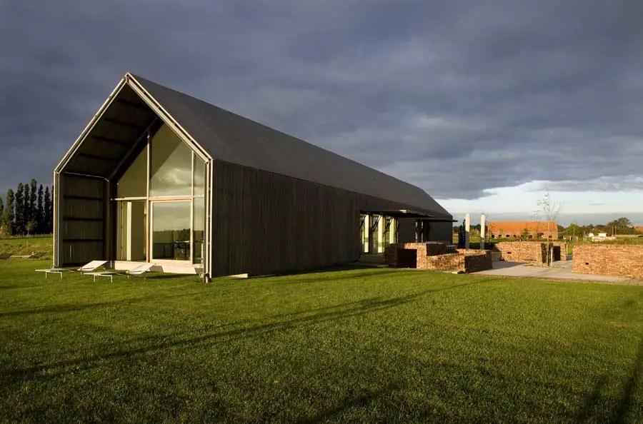 Barn House Belgium Belgian Home E Architect