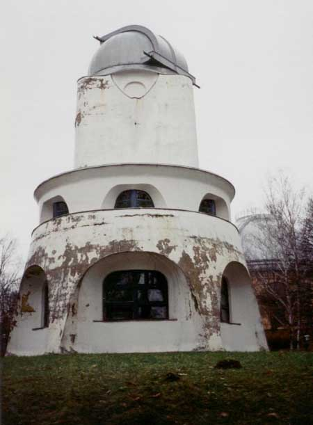 Einstein Tower Potsdam Mendelsohn Building  earchitect