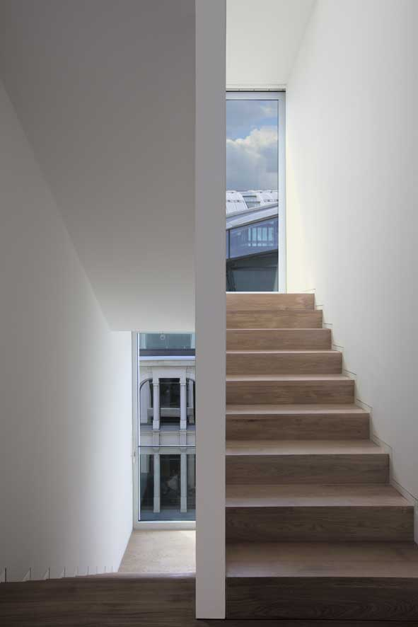 Townhouse O10 Berlin David Chipperfield Building  e