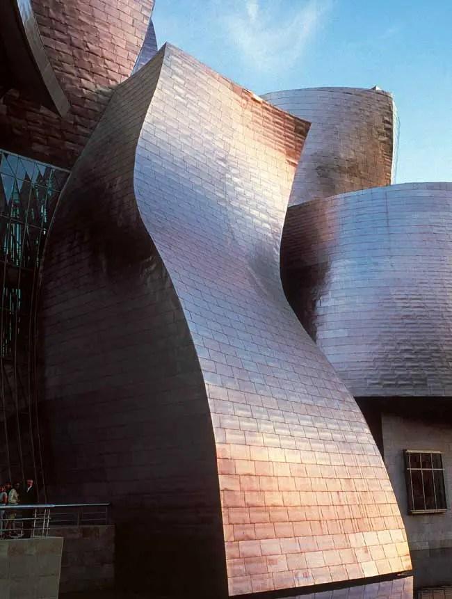 Guggenheim Museum Bilbao Frank Gehry Spain Architect  e