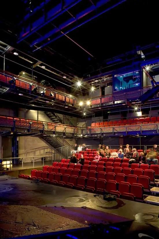 Belgrade Theatre Coventry Building  earchitect