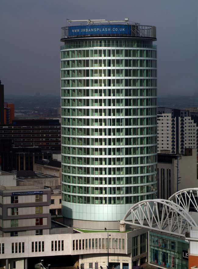 The Rotunda Birmingham Bull Ring E Architect