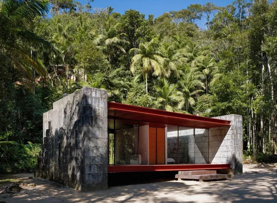 Casa Rio Bonito Brazil Residence  earchitect