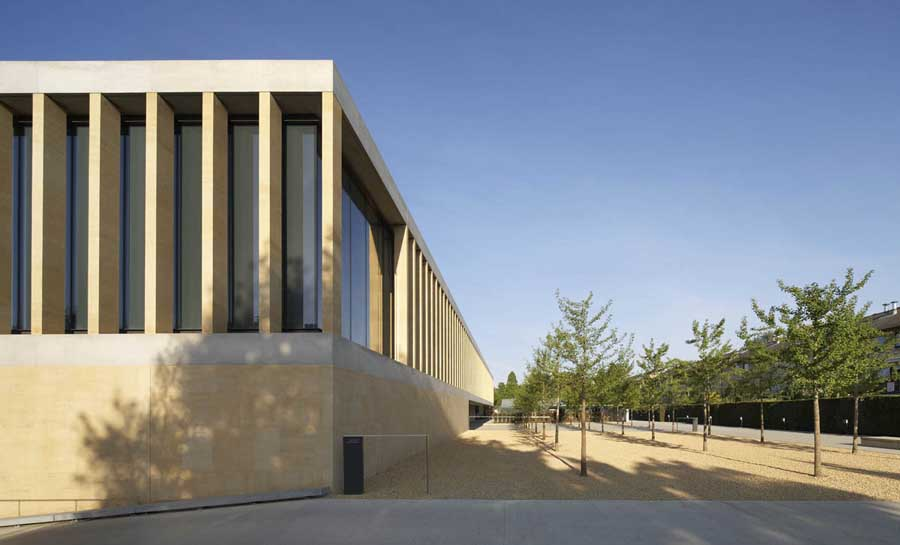 Sainsbury Laboratory Cambridge Building  earchitect