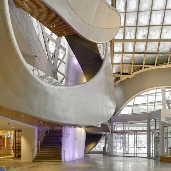 Art Buildings - Galleries Design -architect