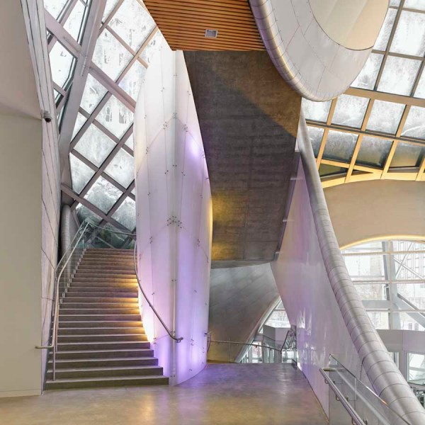 Art Of Alberta Edmonton Building - -architect