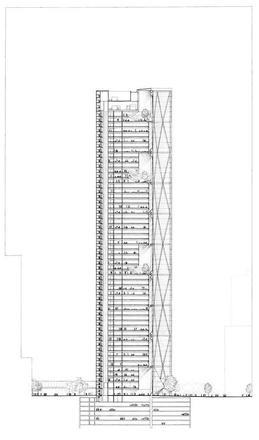 The Bow Tower Calgary Skyscraper E Architect
