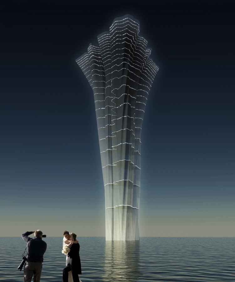 Chicago Navy Pier Competition Illinois Design Contest  earchitect