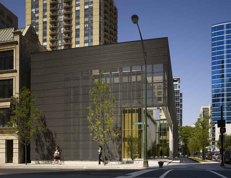 L Shaped Hall Design