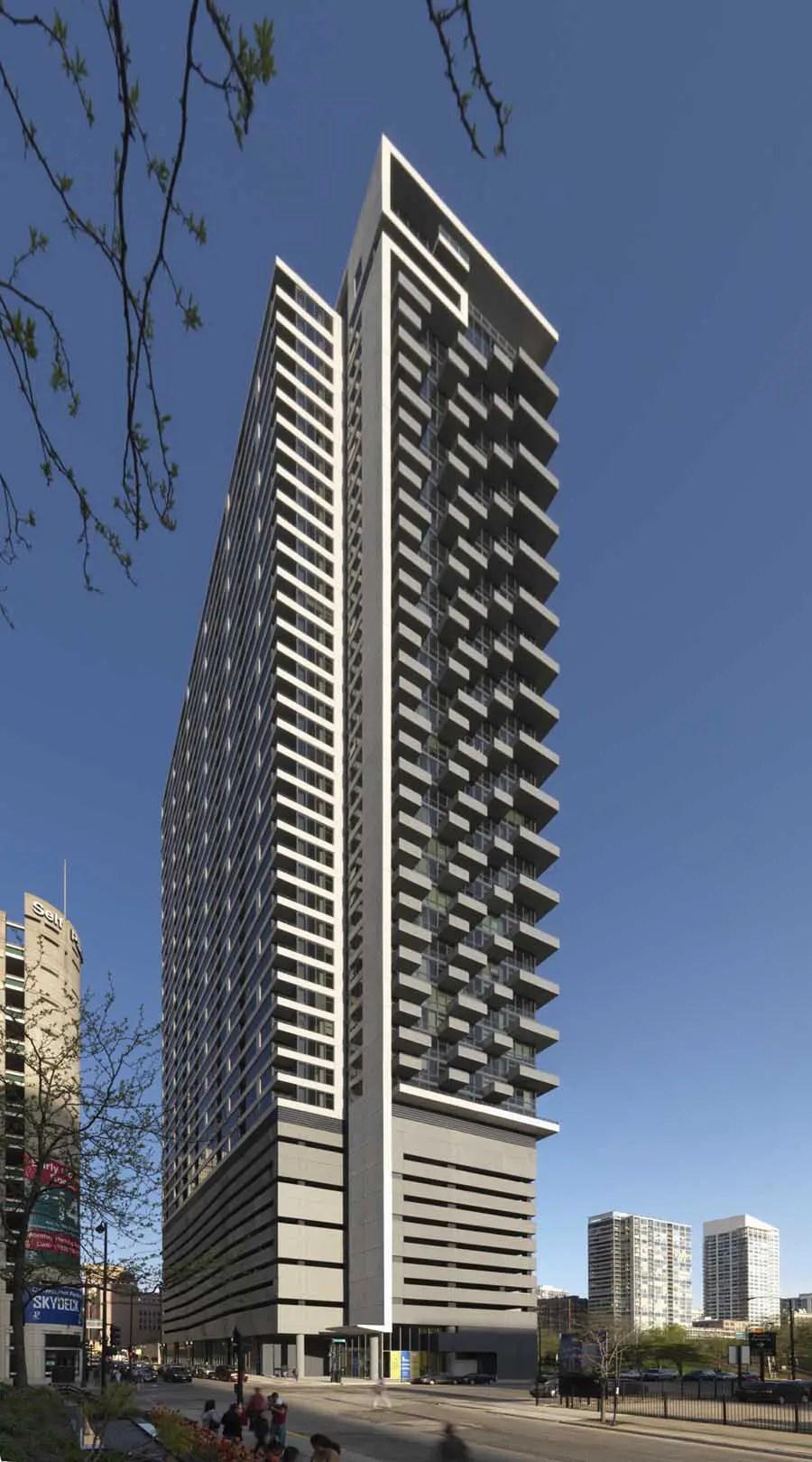 Bruce Graham Architect Chicago Architecture  earchitect