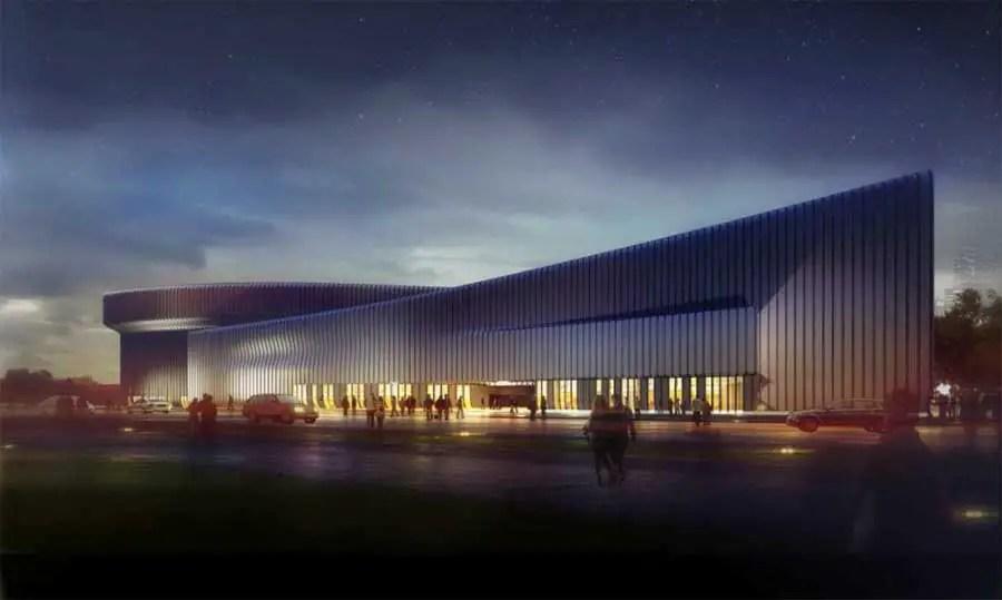 Anhui Provincial Art Museum Hefei Building  earchitect