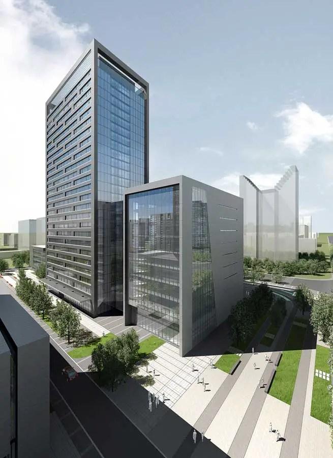 Hong Kong Mansion South Area China Jining Building  e