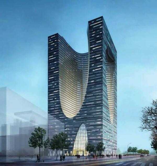 Architecture Futuristic Building Designs