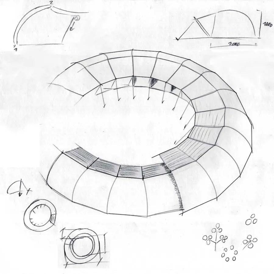 Sphere Shelter Images Design Concept Building  earchitect