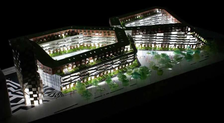 Big House Copenhagen Architecture Photos  Architect  earchitect