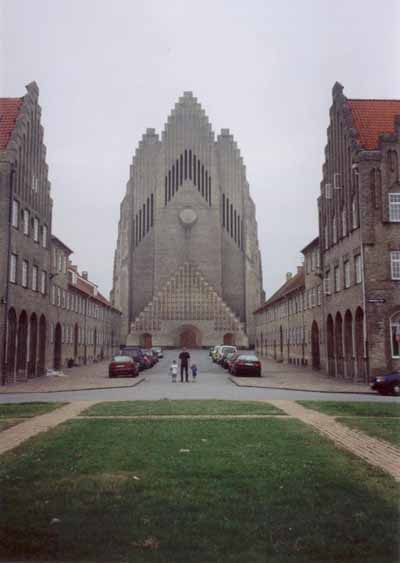 Copenhagen Churches Kbenhavn Kirke Building Photos  earchitect