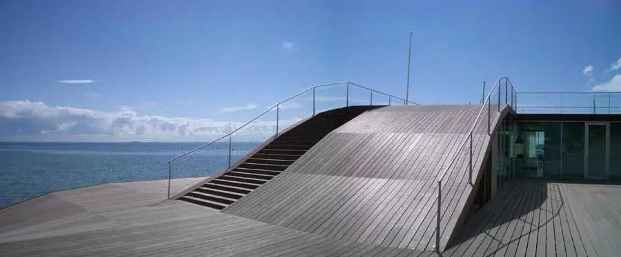 Maritime Youth House Copenhagen by PLOT  earchitect