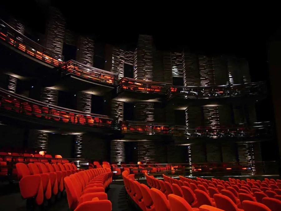 The Royal Playhouse Copenhagen Nye Playhouse  earchitect