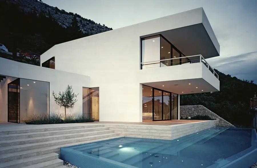 House U Dubrovnik Residence  earchitect