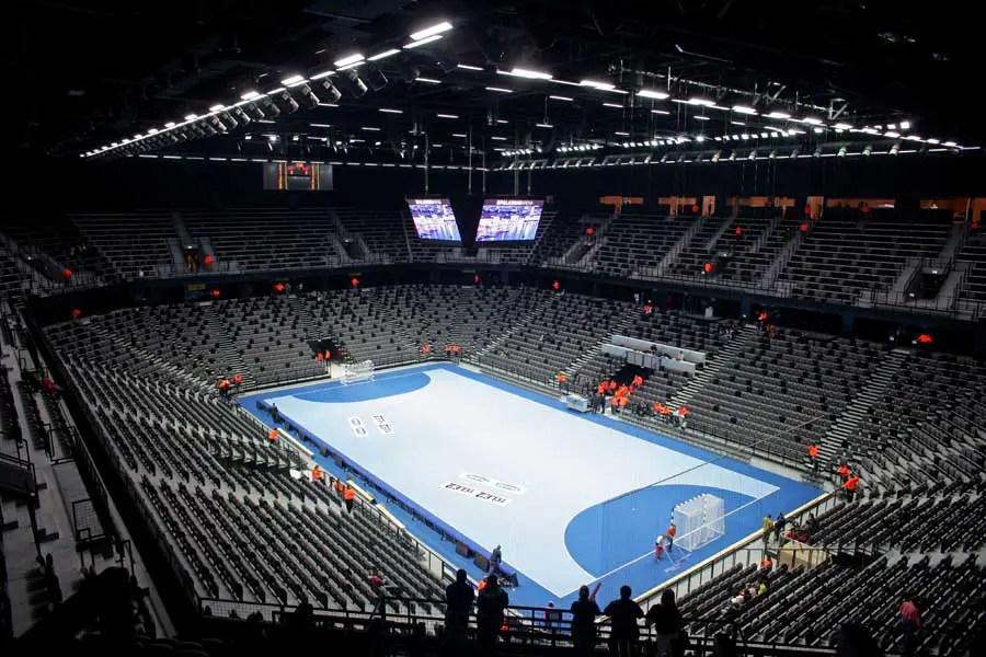 Spaladium Centar Poljud Building Croatian Sports Center