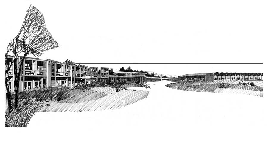 Working Drawings by Alan Dunlop Architect  earchitect