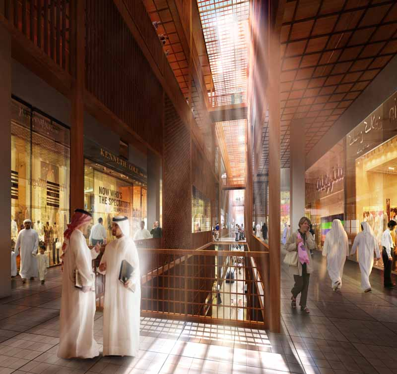 Aldar Central Market Abu Dhabi The Souk Building  e