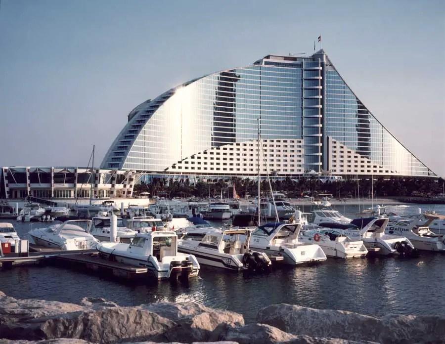 Jumeirah Beach Hotel Dubai Resort  earchitect