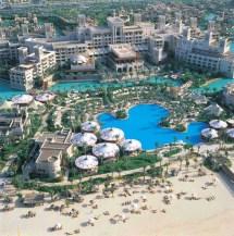 Madinat Jumeirah Dubai Beach Resort - -architect