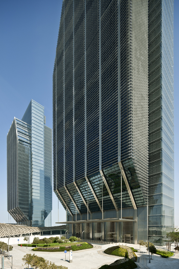 CTBUH Awards 2013  Best Tall Buildings  earchitect