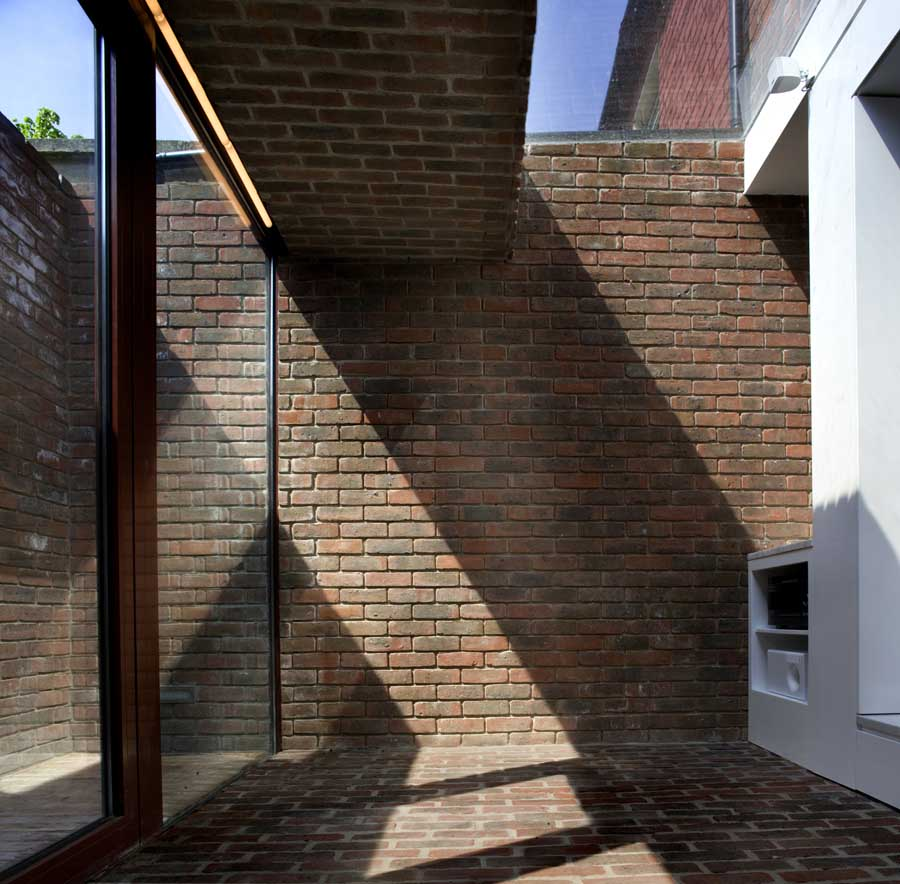 Brick a Back House Irishtown Property Dublin  earchitect