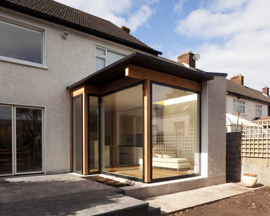 Dublin House New Irish Property  earchitect