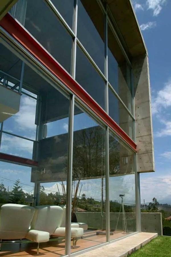 Casa 3 Ecuador House Quito Home Property  earchitect