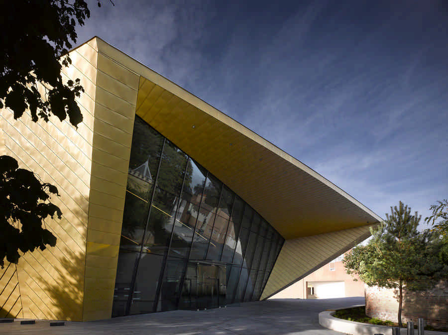 firstsite Colchester centre for the visual arts Building