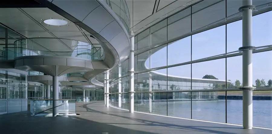 McLaren Technology Centre Woking Surrey E Architect