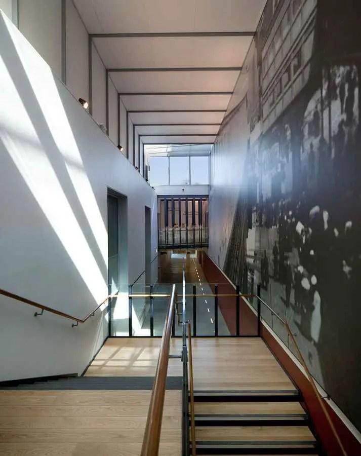 Southampton Sea City Titanic Museum Building  earchitect